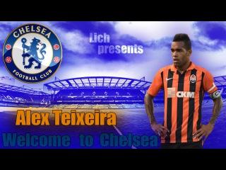 Alex Teixeira Welcome to Chelsea!