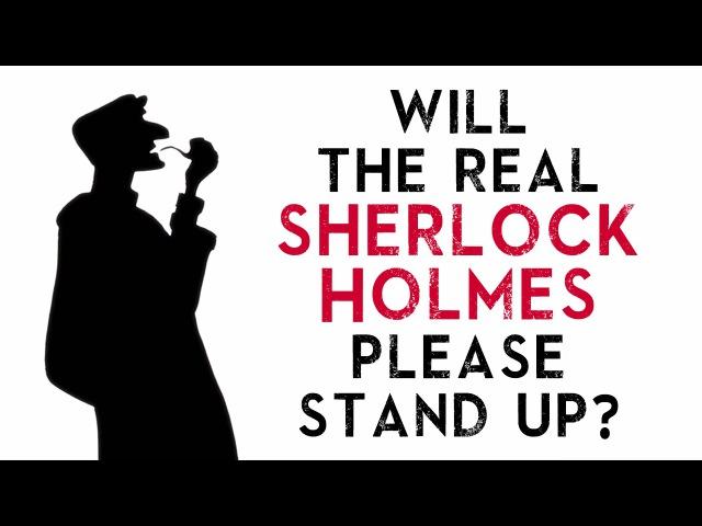 Who IS Sherlock Holmes Neil McCaw