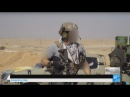 EXCLUSIVE Syria rare scenes of Western Special Forces fighting Islamic state group on the ground
