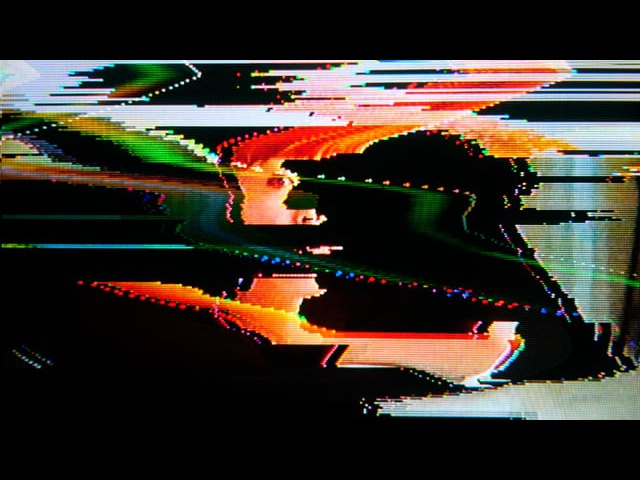 Analog Glitch Video in 4k Downscaled to 1080p (ft BPMC Premium Cable)