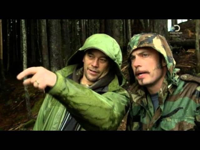 Охотники за оружием 2 серия