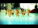 Еженедельная детская дискотека в Аквапарке - Aqua Baby Dance