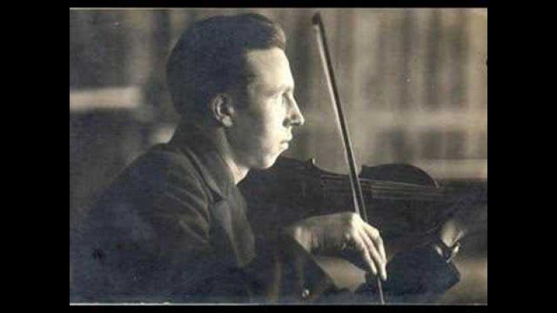 Stare polskie tango Graj skrzypku, graj !