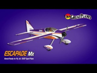Spotlight: Great Planes Escapade MX GP/EP ARF