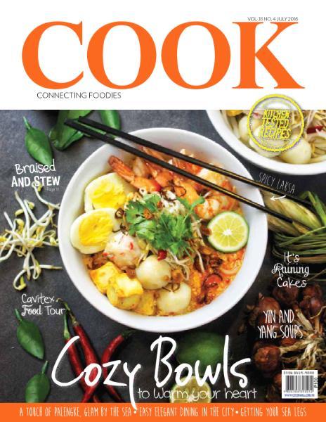 Cook Magazine - July 2016