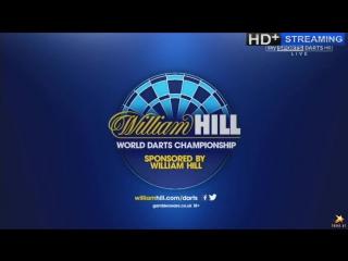 Michael van Gerwen vs Darren Webster (PDC World Darts Championship 2016 / Round 2)