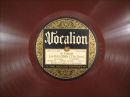 RARE! LA PALOMA by Rosa Raisa 1923 on 12 inch Red Wax Vocalion 78