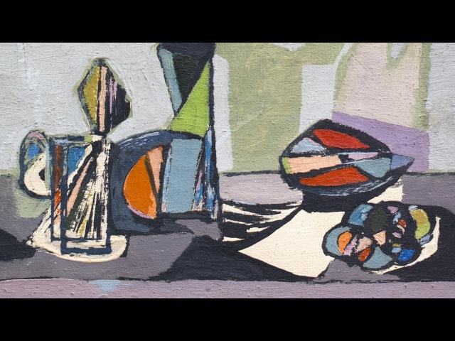 Jankel Adler 'The Work' by art historian Richard Cork