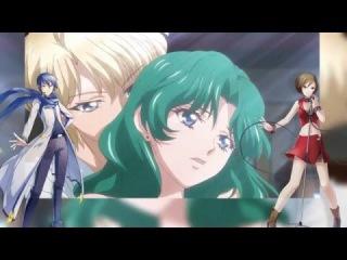 Full HD -(Kaito & Meiko)- Sailor Moon Crystal ED 3: Eternal Eternity VOCALOID4