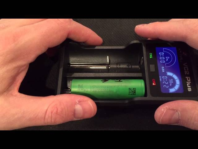 Xtar Battery Chargers MC1 VC2 Plus VC4 Demo and Discussion