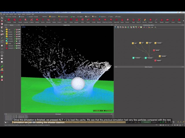 Learning RealFlow 2015 Dyverso Sheeter
