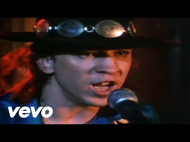Stevie Ray Vaughan Double Trouble Love Struck Baby Video
