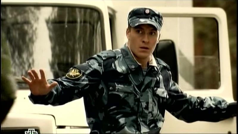 Гончие 4 Фильм 3 серия 2 Вологодский конвой