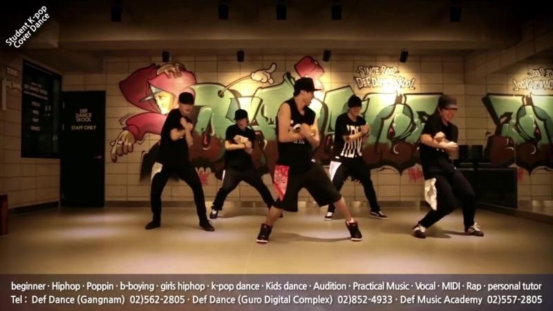 Henry(헨리) - Trap(트랩) 커버댄스 k-pop cover dance video@defdance skool(데프댄스스쿨)