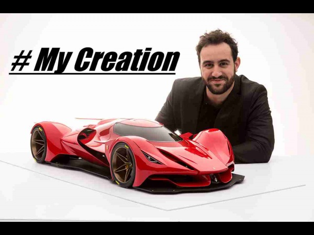 FERRARI Le Mans HOT Prototype Marcello Raeli смотреть онлайн без регистрации