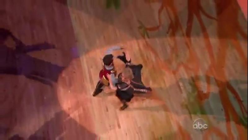 Nancy Grace Tristan MacManus - Finale Dance - Foxtrot