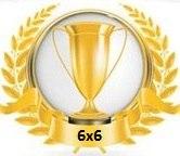 Победа в Чемпионате 6х6