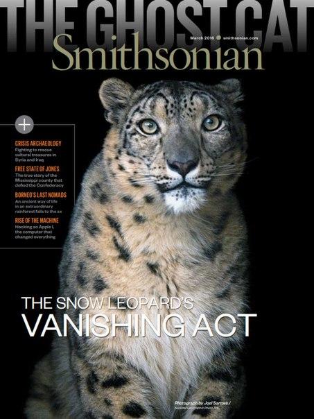 Smithsonian - March 2016  vk.com