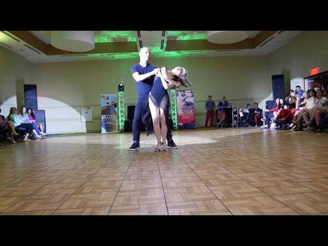 Leonardo Bilia Catherine Pereira Choreography Try DC Zouk Festival 2016
