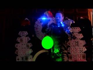 Репетиция Левитации воздушного шара на Лазерном Луче