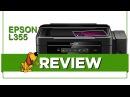 Impressora Multifuncional Epson L355 - Review