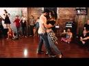 K-yo and Ruana - Dance Festival at the Center of the Universe 2015 - Zouk Demo 2