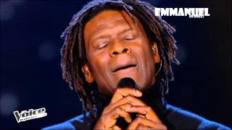Emmanuel Djob Tears in heaven The Voice