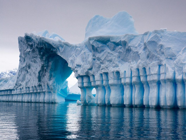 Что скрывает лед Антарктиды В поисках древних знаний