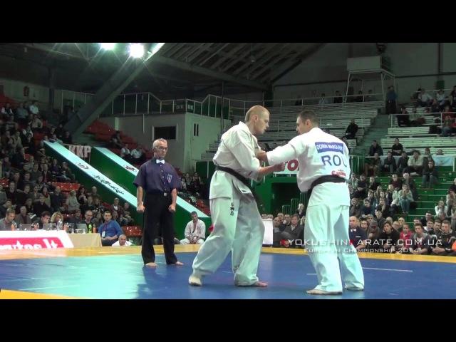 European Open 1 4 Valdemaras Gudauskas Lithiania aka Dorin Margarint Romania