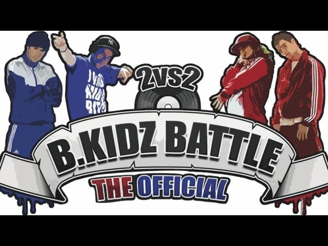 Gomma Molla vs Arizona Antilai Bkidz Battle 2015 Bgirls Semifinal