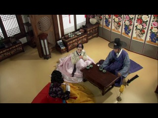 3 серия озвучка Сбежавшая принцесса The True Colors Kang cheol bon saek 강철본색