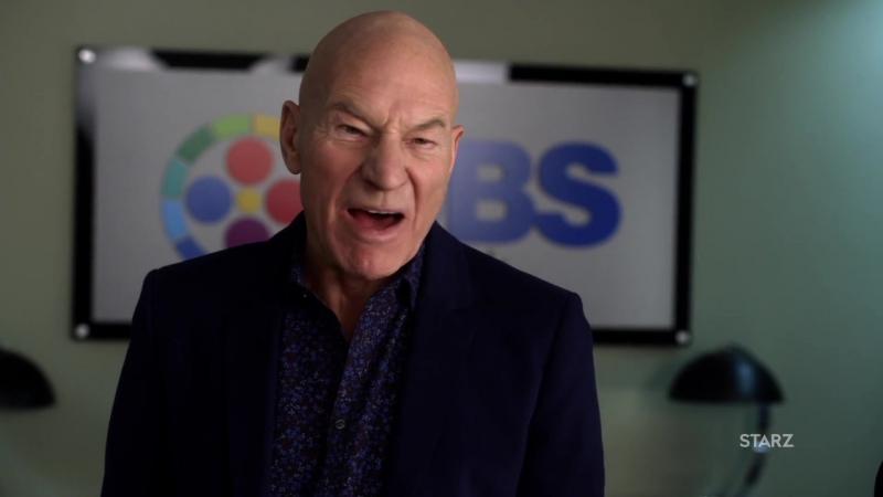 Блант говорит Blunt Talk 2 Сезон 4 Серия Промо Full HD