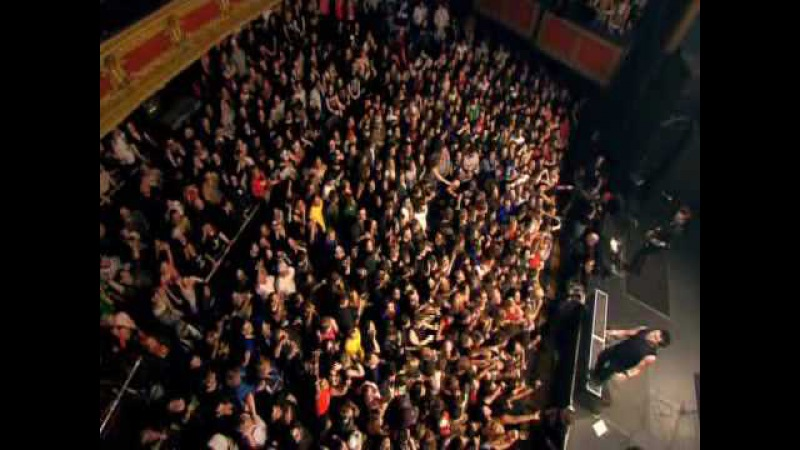 Papa Roach Take Me Live in Chicago