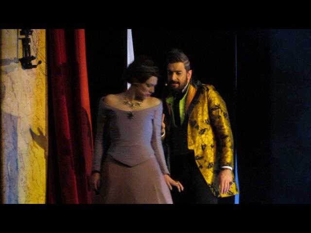 Haylen et Patrice Maktav - harcèlement de Mr Valenod (Le Rouge et Le Noir, 03/12/2016)