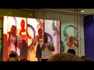 Vlad Bostan ft. TaYa - Love Story (ТРЦ 'Галерея Новосибирск')