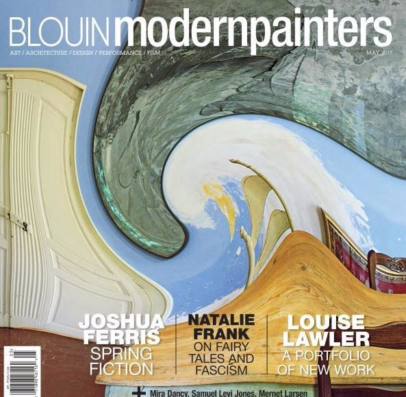 Modern Painters May 2017