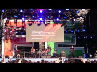 Brainstorm на Фестивале ВКонтакте (16 июля 2016)