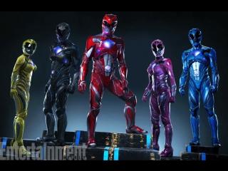 "Power Rangers (2017 Movie) Official TV Spot – ""Lock  Load"""