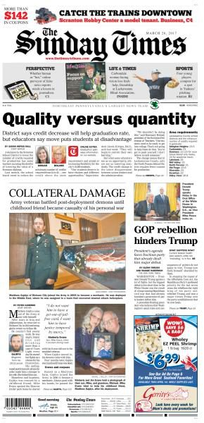The TimesTribune March 26 2017 FreeMags