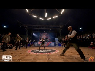 FLYOGRAPHERS vs. ЖАСЭ&MASL | FINAL | ALL STYLES 2X2 | HIP HOP INTERNATIONAL RUSSIA 10th ANNIVERSARY