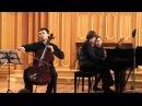 Grieg cello sonata Oybek Imamov