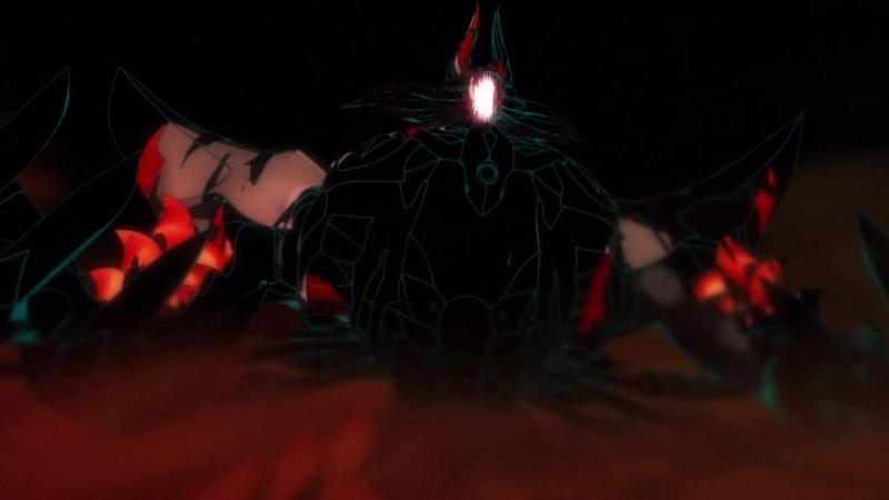 Гаро Багровая луна Garo Guren no Tsuki 24 ADStudio