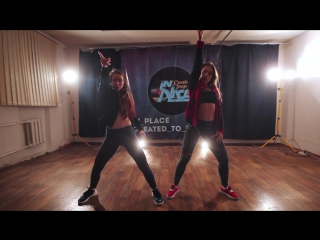 Dancehall choreo by lizet & valerie | gromov prod | big sean i know you (feat. jhene aiko)