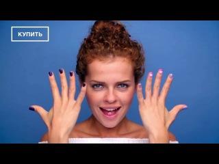 Мастер класс Avon по дизайну ногтей - градиенты