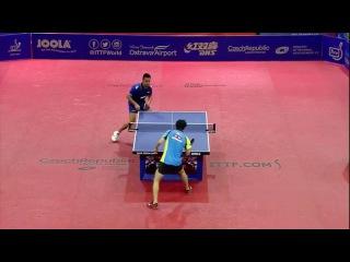2016 Czech Open Highlights: Yuto Muramatsu vs Stephane Ouaiche (Final)