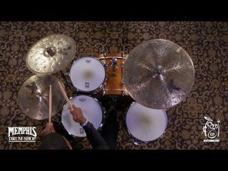"""Zildjian 16"""" K Custom Special Dry Crash Cymbal - 921g (K1416-1011617F)"""