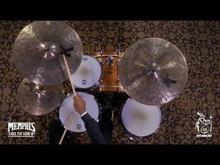 """Zildjian 22"""" K Custom Special Dry Crash Cymbal - 1867g (K1428-1011617O)"""