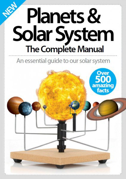 Book cover Planets and Solar System The Complete Manual 2016