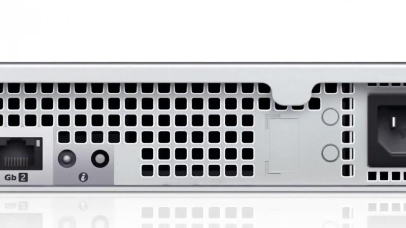 Сервер Dell PowerEdge R220 Intel Xeon E3 1200 v3 1U Rack Server обзор