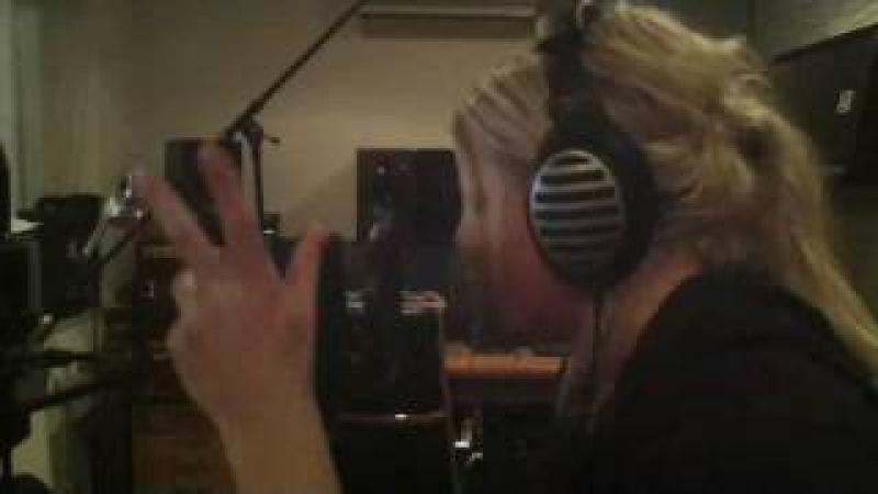 AJ Plug Train of love Westbank studio